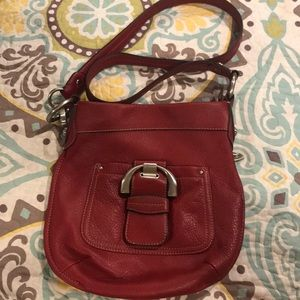 Like new B. Makowsky crossbody bag
